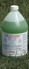 DUNN'S 'TROPHY GROWER' LIQUID POND FERTILIZER - lpf - LIQUID FERTILIZER DUNN'S 'TROPHY GROWER' LIQUID POND FERTILIZER