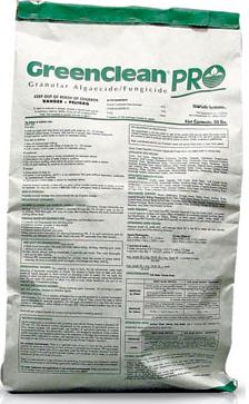 GREENCLEAN PRO GCPRO - ALGAECIDES