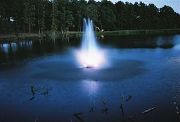 KASCO 8400/JF LAKE FOUNTAIN -  2 HP - 240V F8400/JF - KASCO 220 VOLT UNITS