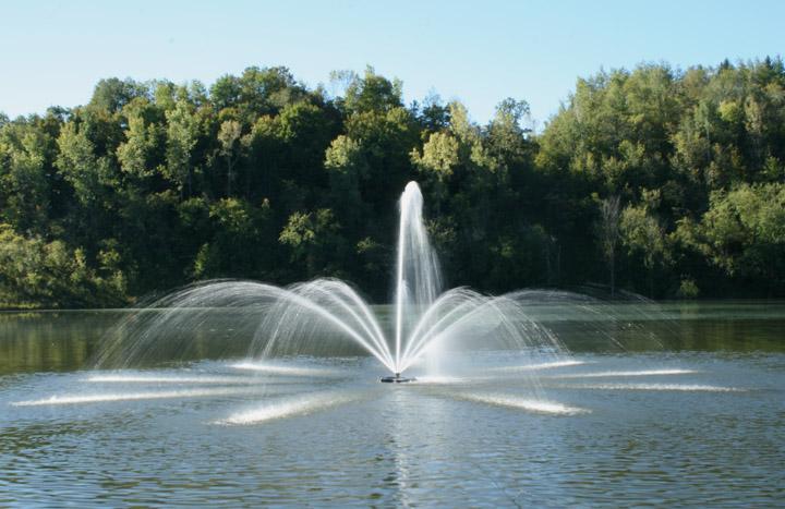 Kasco Fountain Pond Fountain Lake Fountains Decorative