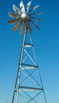 16 FOOT WINDMILL PACKAGE - 16F - 16 FOOT PACKAGE 16 FOOT WINDMILL PACKAGE