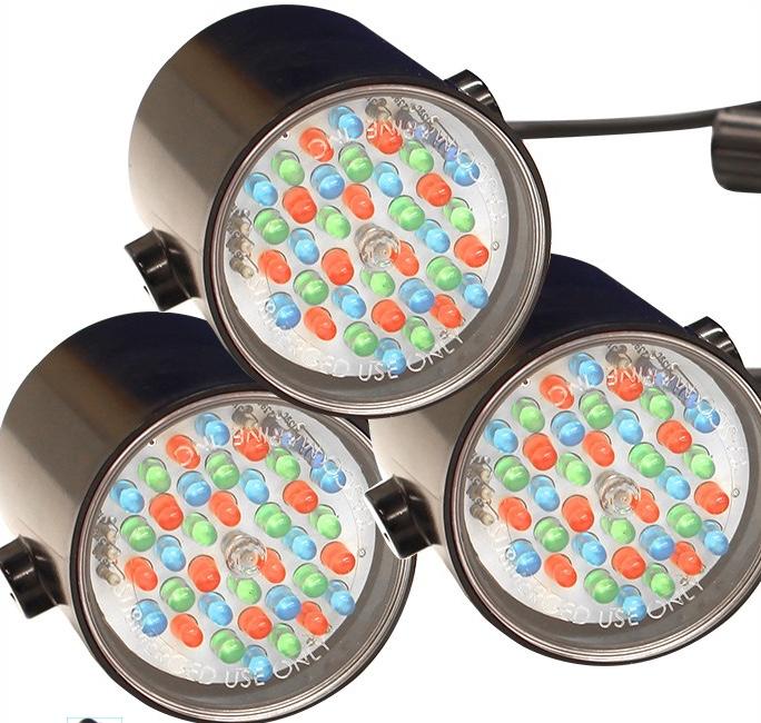 RGB 3 LIGHT - RGB FOUNTAIN LIGHTING RGB 3 LIGHT