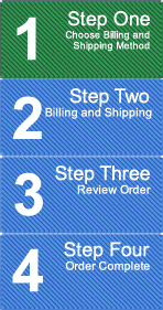 Choose Billing and Shipping Method
